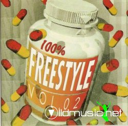 100% Freestyle Vol.2