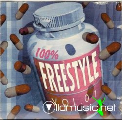 100% Freestyle Vol. 01
