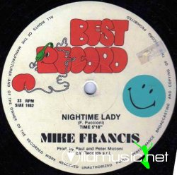 Mike Francis - Love Has Found You Vinyl, 12'' 1982
