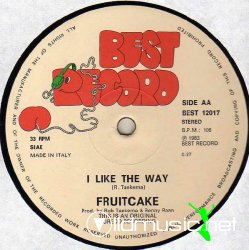 Fruitcake - Put On Your Specs Again  I Like The Way Vinyl, 12'' 1983