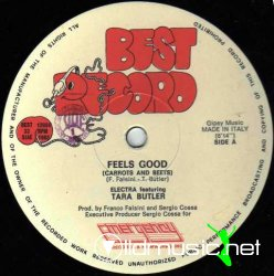 Electra Featuring Tara Butler - Feels Good Vinyl, 12'' 1982