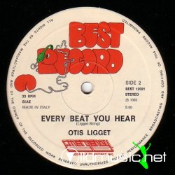Otis Ligget - Every Breath You Take Vinyl, 12'' 1983