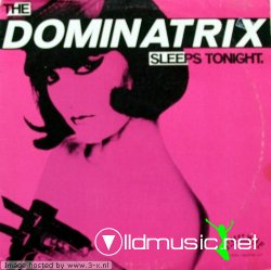 Dominatrix - The Dominatrix Sleeps Tonight 12