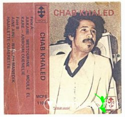 Cheb Khaled - an old cassette [rare]