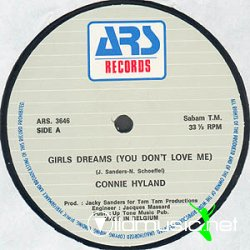 Connie Hyland - Girls Dreams (You Don't Love Me 1985)