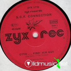 S.C.F. Connection - Otto ... Find' Ich Gut Maxi-Single 1987