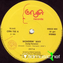 Zeta - Wonderin' Why (Long Version 1985)