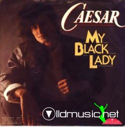 Caesar - My Black Lady -1989 - Maxi