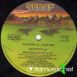 Metropole - Miss Manhattan 12