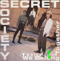 Secret Society - We Belong Together [12'' Vinyl 1989 ZYX Records]