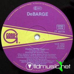 El DeBarge - Who's Johnny (Short Circuit Theme) [12'' Vinyl 1986]