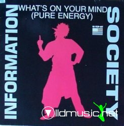 InSoc - What's On Your Mind [Pure Energy] [Remix 2008]