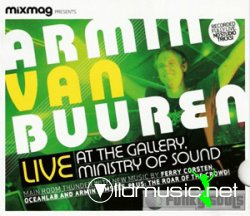 Mixmag Presents - Armin van Buuren Live At The Gallery (2008)