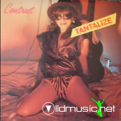 Contrast - Tantalize (1984) CD