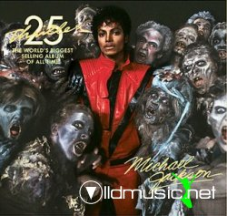 Michael Jackson - Thriller (25th Anniversary Edition)  - 2008