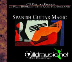 """Spanish Guitar Magic"" - Dejavu Retro Gold Collection - 2001"