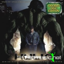 OST - The Incredible Hulk (2008)
