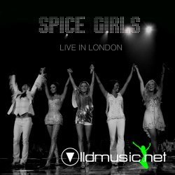 Spice Girls-Live In London 2007