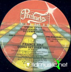 France Joli - Gonna Get Over You (1981)
