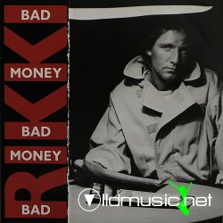 Rikki - Bad Money (Maxi Vinyl 12'') 1985