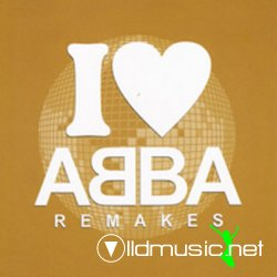 VA - I Love Abba Remakes CD