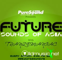 Tranzemaniac - The Future Sounds of Asia 005