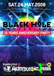 Black Hole Recordings: 10 Year Anniversary
