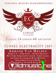 Tunnel Electrocity 2007