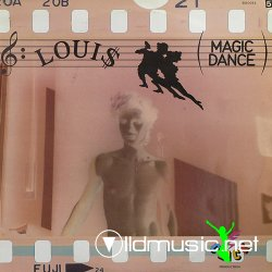 Loui$ - Magic Dance 12'' Vinyl 1985