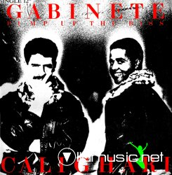 Gabinete Calighari - Pump Up The Bass - 12'' - 1989