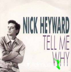 Nick Heyward - Tell Me Why - 12'' - 1989