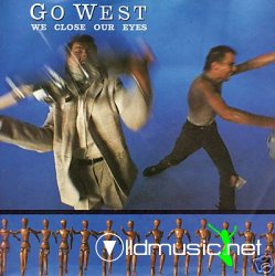 GO WEST - We Close Our Eyes (12