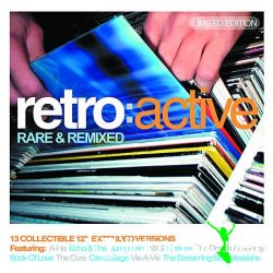 V.A. - Retro Active - Rare & Remixed Vol.1 (12