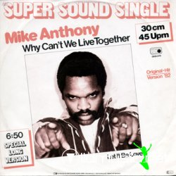 Mike Anthony - Why Can't We Live Together (12