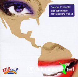 V.A. - Salsoul Presents -- Definitive 12 Inch Masters Vol 2 (Unmixed 2XCD)