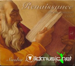 Sasha & John Digweed - Renaissance: The Mix Collection