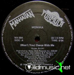 Monika - (Won't You) Dance With Me