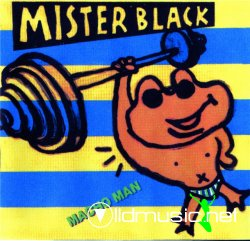 Mister Black - Macho Man LP 1992