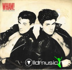 Wham - Bad Boys - Maxi Vinyl - 1983