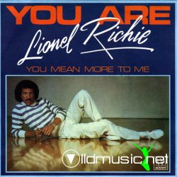 Lionel Richie - You Are - Maxi Vinyl - 1982