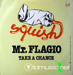 Mr. Flagio - Take A Chance 12