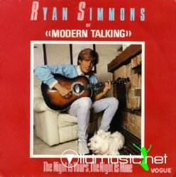 Ryan Simmons - The Night Is Yours, The Night Is Mine 12