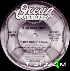 Ann Margret - Love Rush - E Minor (1979)