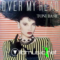 Toni Basil - Over my head  - 12''- 1983