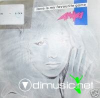 Anya - Love Is My Favourite Game - 12'' - 1987