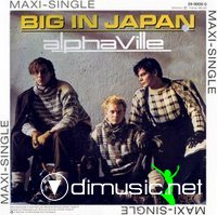 Alphaville - Big In Japan (CD,Maxi Single)