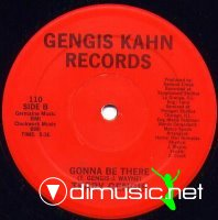 Terry GENGIS - Gonna be there (12inch RARE)