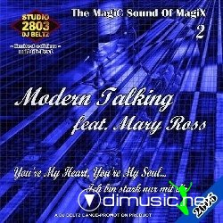 Modern Talking feat. Mary Ross & C.C. Catch - Remixes Vol.01+02