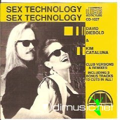 David Diebold - Sex Technology (1990)