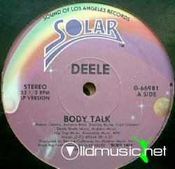 Deele - Body Talk (1983)